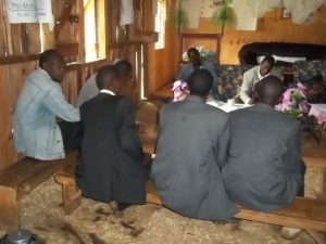 Spiritual Development for Kiria pastors.. topic: how to draw more men to church...