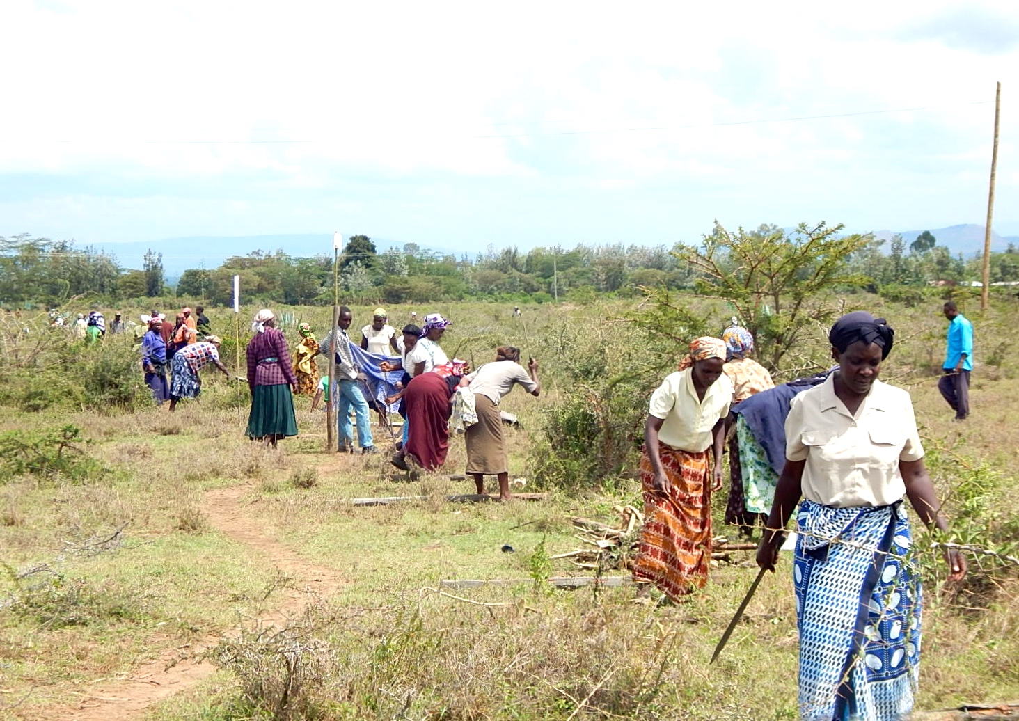 Ndibai Community