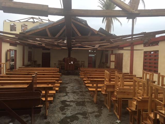 church roof