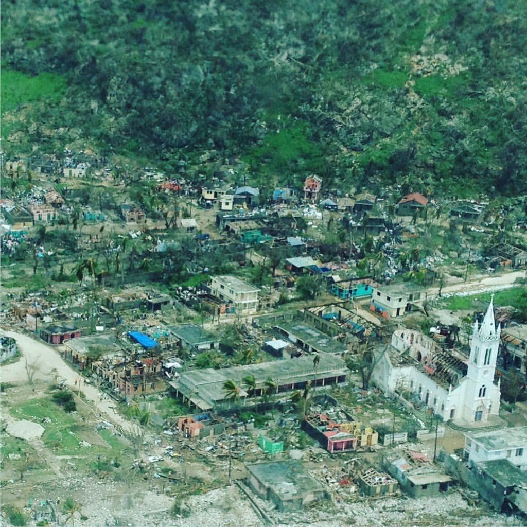 Haiti aftermath
